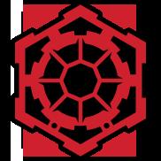 The TIE Corps logo